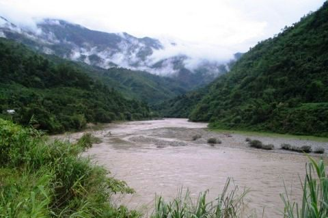 Vietnam, green-mountains-river