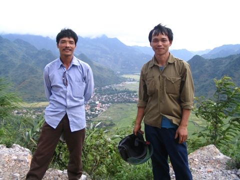 Vietnam, locals-mai-chau