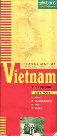 Vietnam, vietnam-map-cover