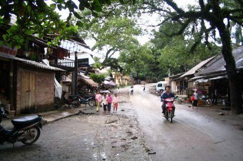 Vietnam, vietnam-village