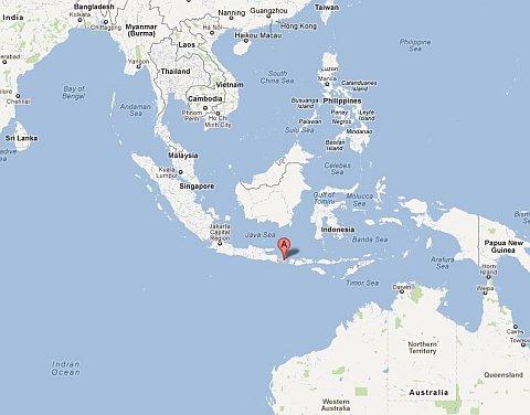 Indonesia Garmin Compatible Maps